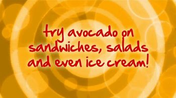 Avocados From Peru TV Spot, 'World Avocado Month: Savory Addition' - Thumbnail 5
