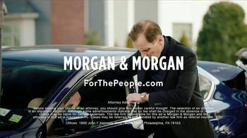 Morgan and Morgan Law Firm TV Spot, 'Rear-Ended' - Thumbnail 9