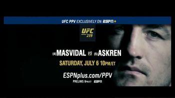 ESPN+ TV Spot, 'UFC 239: Masvidal vs. Askren' - Thumbnail 10