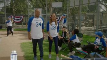 Lipozene TV Spot, 'Baseball' Featuring Holly Robinson Peete and Rodney Peete