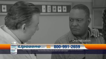 Lipozene TV Spot, 'Baseball' Featuring Holly Robinson Peete and Rodney Peete - Thumbnail 3
