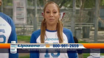 Lipozene TV Spot, 'Baseball' Featuring Holly Robinson Peete and Rodney Peete - Thumbnail 4