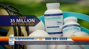 Lipozene TV Spot, 'Baseball' Featuring Holly Robinson Peete and Rodney Peete - Thumbnail 7