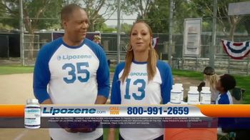 Lipozene TV Spot, 'Baseball' Featuring Holly Robinson Peete and Rodney Peete - Thumbnail 8