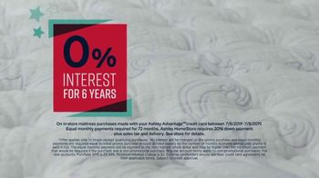 Ashley HomeStore Stars & Stripes Mattress Event TV Spot, 'Extended: Sealy Adjustable Sets' - Thumbnail 6