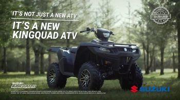 Suzuki Spring SuzukiFest TV Spot, '2019 KingQuad'
