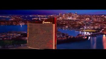 Encore Boston Harbor TV Spot, 'Roulette Table' Song by Frank Sinatra - Thumbnail 7
