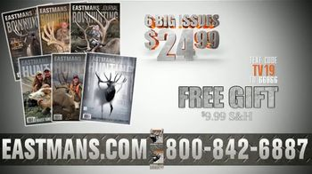 Eastmans' Hunting and Bowhunting Journals TV Spot, 'Six Big Issues for $24.99' - Thumbnail 8