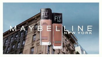 Maybelline New York Fit Me! Foundation TV Spot, '64 Fits' - Thumbnail 2
