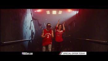 NBA Store TV Spot, '2019 Champions' - Thumbnail 1