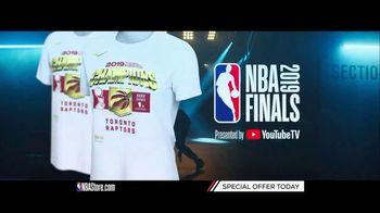 NBA Store TV Spot, '2019 Champions' - Thumbnail 6
