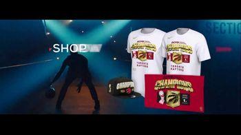 NBA Store TV Spot, '2019 Champions' - Thumbnail 9
