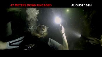 47 Meters Down: Uncaged - 2043 commercial airings