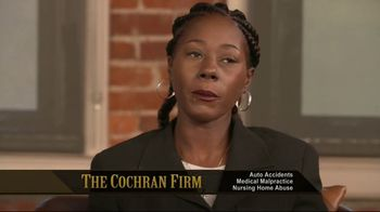 The Cochran Law Firm TV Spot, 'The Number One Pick' - Thumbnail 5