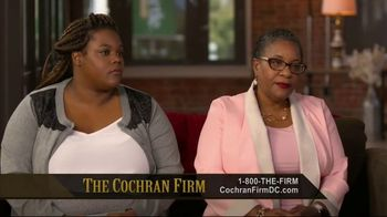 The Cochran Law Firm TV Spot, 'The Number One Pick' - Thumbnail 7