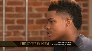 The Cochran Law Firm TV Spot, 'The Number One Pick' - Thumbnail 8