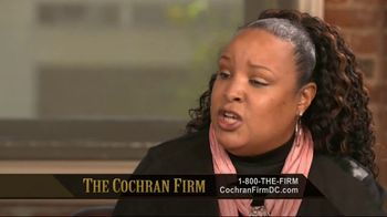 The Cochran Law Firm TV Spot, 'The Number One Pick' - Thumbnail 9