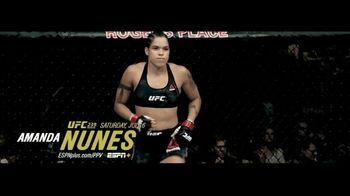 ESPN+ TV Spot, 'UFC 239: Nunes vs. Holm' - Thumbnail 1