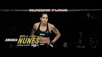 ESPN+ TV Spot, 'UFC 239: Nunes vs. Holm' - Thumbnail 2