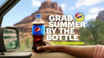 Pepsi TV Spot, 'Summergram: Road Trippin'' - Thumbnail 8