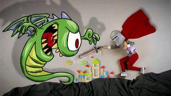 Mattress Firm Foster Kids TV Spot, 'Bedtime Book Drive' - 12 commercial airings