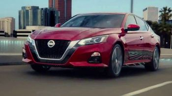 2019 Nissan Altima TV Spot, 'Impossibly Smart' Song by Ciara [T1] - Thumbnail 2