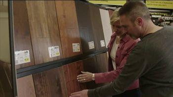 Lumber Liquidators Spectacular Summer Sale TV Spot, 'Waterproof & Bellawood Hardwood Flooring' - Thumbnail 1