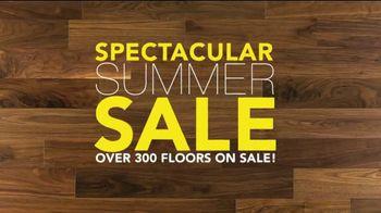 Lumber Liquidators Spectacular Summer Sale TV Spot, 'Waterproof & Bellawood Hardwood Flooring' - Thumbnail 2
