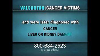 Knightline Legal TV Spot, 'Valsartan: Cancer Victims' - Thumbnail 5