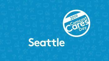 Comcast Corporation TV Spot, '2019 Comcast Cares Day' - Thumbnail 1