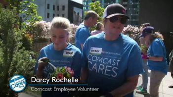 Comcast Corporation TV Spot, '2019 Comcast Cares Day' - Thumbnail 7