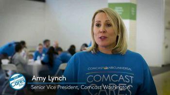 Comcast Corporation TV Spot, '2019 Comcast Cares Day'