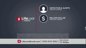 LifeLock TV Spot, 'CSP360 V1A
