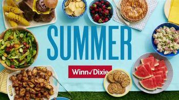Winn-Dixie TV Spot, 'Ultimate Summer: Steak, Cheese and Corn'