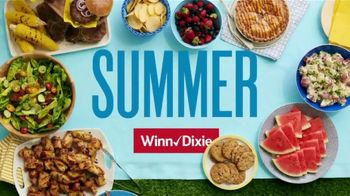 Winn-Dixie TV Spot, 'Ultimate Summer: Steak, Cheese and Corn'