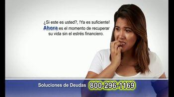 Soluciones de Deudas TV Spot, 'Muchas deudas' [Spanish] - Thumbnail 1