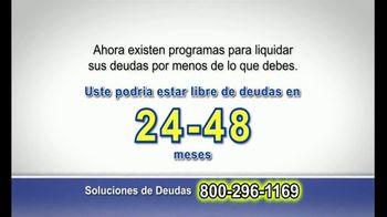 Soluciones de Deudas TV Spot, 'Muchas deudas' [Spanish] - Thumbnail 2