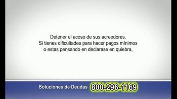 Soluciones de Deudas TV Spot, 'Muchas deudas' [Spanish] - Thumbnail 3