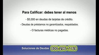 Soluciones de Deudas TV Spot, 'Muchas deudas' [Spanish] - Thumbnail 4