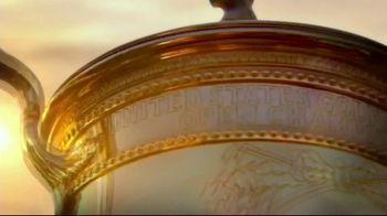 Rolex TV Spot, 'U.S. Open: Perpetual Excellence'