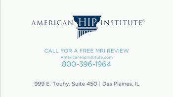 American Hip Institute TV Spot, 'Hip Pain: Free MRI Review' Featuring Carlton Fisk - Thumbnail 9