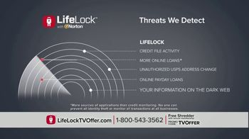 LifeLock TV Spot, 'DSP1 V2C Tom' - Thumbnail 4