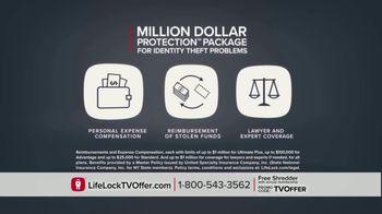 LifeLock TV Spot, 'DSP1 V2C Tom' - Thumbnail 6