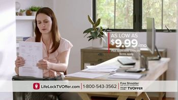 LifeLock TV Spot, 'DSP1 V2C Tom' - Thumbnail 7