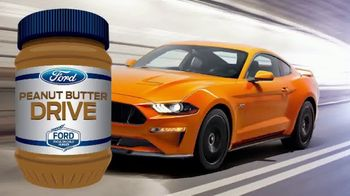 Ford Focus on Child Hunger TV Spot, '2019 Peanut Butter Drive' - Thumbnail 1