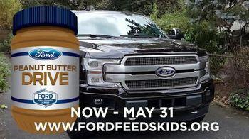 Ford Focus on Child Hunger TV Spot, '2019 Peanut Butter Drive' - Thumbnail 10