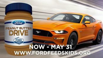 Ford Focus on Child Hunger TV Spot, '2019 Peanut Butter Drive'