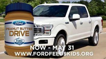 Ford Focus on Child Hunger TV Spot, '2019 Peanut Butter Drive' - Thumbnail 5