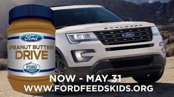 Ford Focus on Child Hunger TV Spot, '2019 Peanut Butter Drive' - Thumbnail 6