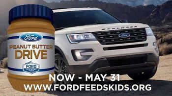 Ford Focus on Child Hunger TV Spot, '2019 Peanut Butter Drive' - Thumbnail 7